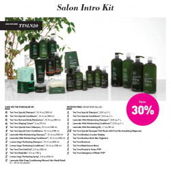 TEA TREE SALON INTRO KIT..
