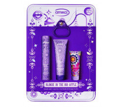 Amika Blonde In The Big Apple Gift Set