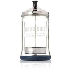 Disinfectant jar medium..